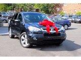 2008 Nighthawk Black Pearl Acura RDX Technology #106653769
