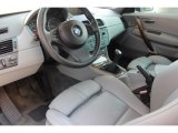 2004 BMW X3 Interiors