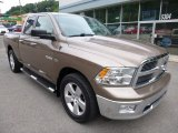 2010 Dodge Ram 1500 Big Horn Quad Cab 4x4 Data, Info and Specs