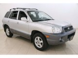 2004 Pewter Hyundai Santa Fe GLS 4WD #106692469