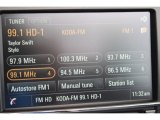 2016 Porsche 911 Carrera 4 Cabriolet Black Edition Audio System