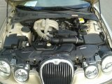 Jaguar S-Type Engines