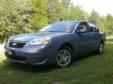 2007 Golden Pewter Metallic Chevrolet Malibu LS Sedan #106692506