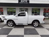 2014 Bright White Ram 1500 Sport Regular Cab #106692375