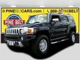 2009 Black Hummer H3  #106692180