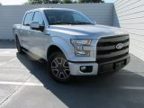 2015 Ingot Silver Metallic Ford F150 Lariat SuperCrew #106692304