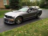 2006 Tungsten Grey Metallic Ford Mustang ROUSH Convertible #106724994