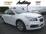 2016 Summit White Chevrolet Cruze Limited LS #106724922