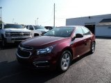 2016 Siren Red Tintcoat Chevrolet Cruze Limited LT #106724734