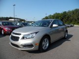 2016 Champagne Silver Metallic Chevrolet Cruze Limited LT #106724733