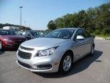 2016 Silver Ice Metallic Chevrolet Cruze Limited LT #106724729
