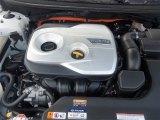 2016 Hyundai Sonata Hybrid Engines