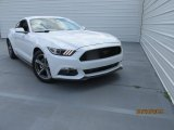 2015 Oxford White Ford Mustang V6 Coupe #106724789