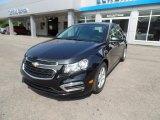 2016 Black Granite Metallic Chevrolet Cruze Limited LT #106758835