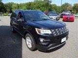 2016 Shadow Black Ford Explorer XLT 4WD #106759136