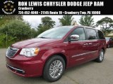 2016 Deep Cherry Red Crystal Pearl Chrysler Town & Country Touring-L #106758923