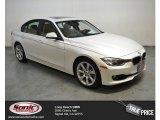 2013 Mineral White Metallic BMW 3 Series 335i Sedan #106759017