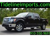 2013 Kodiak Brown Metallic Ford F150 XLT SuperCrew 4x4 #106786307