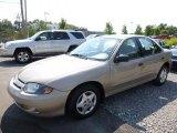 2003 Sandrift Metallic Chevrolet Cavalier Sedan #106793431