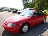 Victory Red Chevrolet Cavalier in 2003