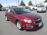 2016 Siren Red Tintcoat Chevrolet Cruze Limited LT #106793519