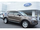 2016 Caribou Metallic Ford Explorer XLT #106793422