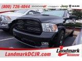 2012 Black Dodge Ram 1500 Sport Crew Cab #106793416