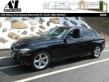 2014 Jet Black BMW 3 Series 320i xDrive Sedan #106811288