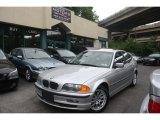 1999 Titanium Silver Metallic BMW 3 Series 328i Sedan #106810749