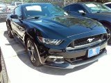 2015 Black Ford Mustang GT Coupe #106810850