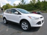2016 White Platinum Metallic Ford Escape SE 4WD #106810953
