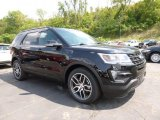 2016 Shadow Black Ford Explorer Sport 4WD #106810951