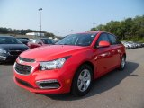 2016 Red Hot Chevrolet Cruze Limited LT #106811024