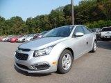 2016 Silver Ice Metallic Chevrolet Cruze Limited LT #106811023