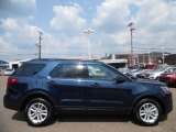 2016 Blue Jeans Metallic Ford Explorer FWD #106810929