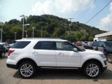 2016 Oxford White Ford Explorer Limited 4WD #106810927