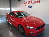 2015 Race Red Ford Mustang GT Premium Coupe #106849878