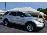2011 Ingot Silver Metallic Ford Explorer XLT 4WD #106850037