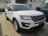 2016 Oxford White Ford Explorer FWD #106849892