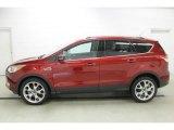 2015 Ruby Red Metallic Ford Escape Titanium #106849694