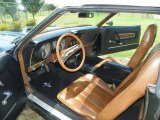 1973 Ford Mustang Convertible Medium Ginger Interior
