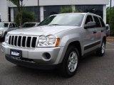 2006 Bright Silver Metallic Jeep Grand Cherokee Laredo 4x4 #10683138