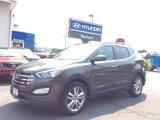 2013 Cabo Bronze Hyundai Santa Fe Sport 2.0T AWD #106885681