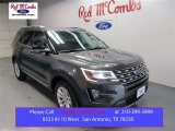 2016 Magnetic Metallic Ford Explorer XLT #106885257