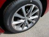 Hyundai Azera 2015 Wheels and Tires