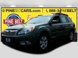 2012 Cypress Green Pearl Subaru Outback 2.5i #106885238