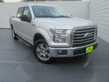 2015 Ingot Silver Metallic Ford F150 XLT SuperCrew #106885459