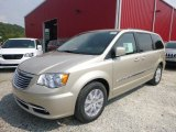 2016 Cashmere/Sandstone Pearl Chrysler Town & Country Touring #106885430