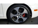 Volkswagen GTI 2013 Wheels and Tires