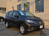 2013 Kona Coffee Metallic Honda CR-V LX AWD #106920392